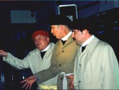 The Frank Spencer Trio.